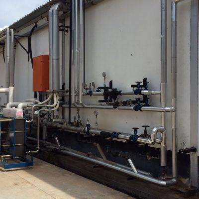 Steam Processing Zambeef